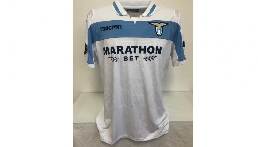 Caicedo's Match Shirt, Apollon-Lazio 2018