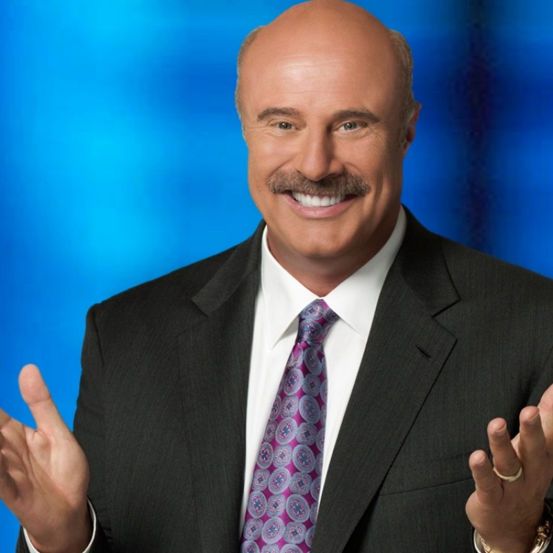 "4 VIP Seats For Taping of ""Dr. Phil"" in Hollywood"