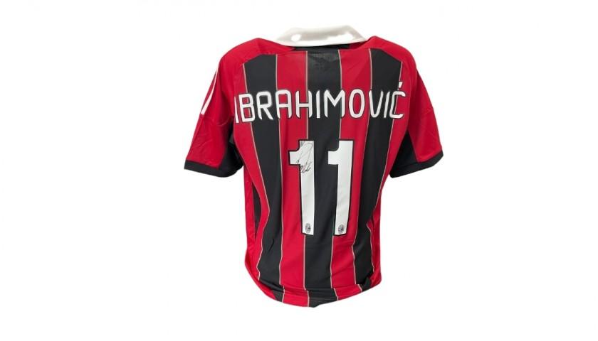 Ibrahimovic's Milan Official Signed Shirt, 2012/13