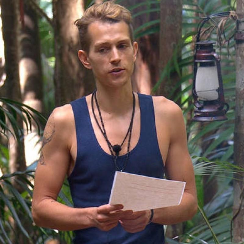 "Shirt Worn by James McVey on ""I'm a Celebrity...Get Me Out Of Here!"""