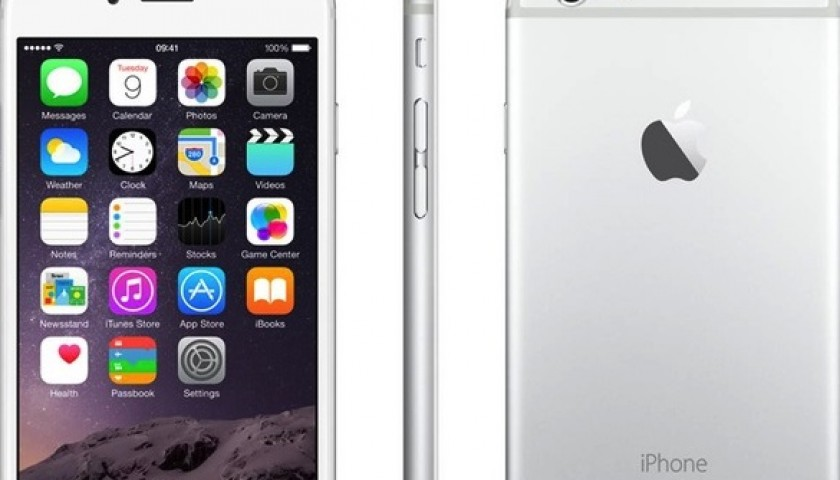 Special Pack 3: iPhone 6 - TOP Unlimited Plus - Golden number