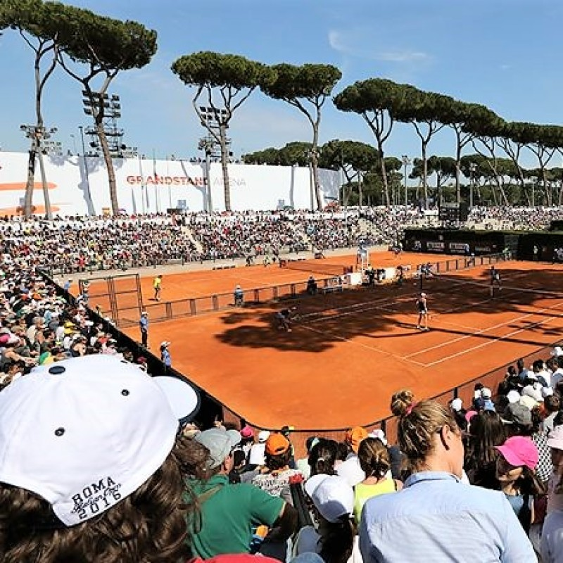 "Package for the Italian Tennis Open ""Internazionali BNL d'Italia"" 2020"