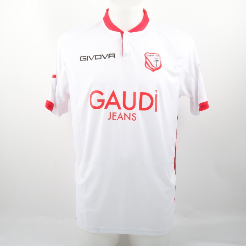 Forte Match Worn Shirt, Carpi-Vicenza 21/01/2017 - UNWASHED