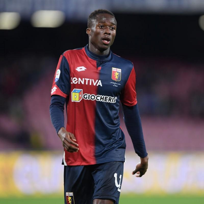 Kouame's Match Shirt, Juventus-Genoa 2018