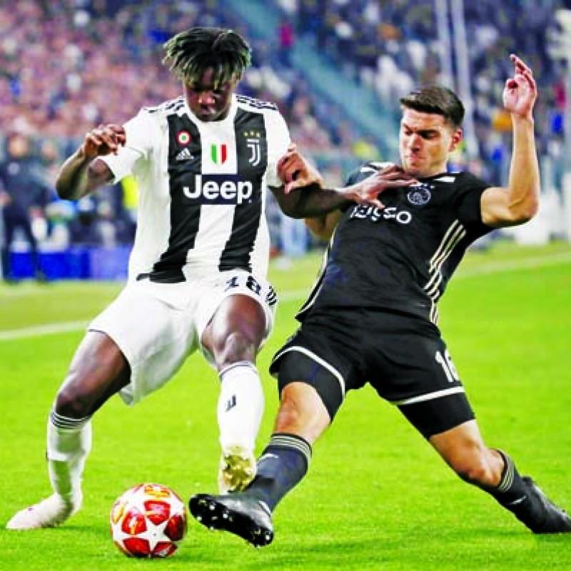 Magallan's Match Shirt, Juventus-Ajax 2019
