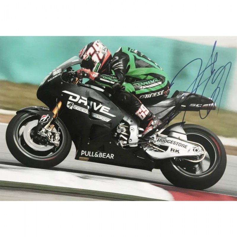 Photograph Signed by Nicky Hayden