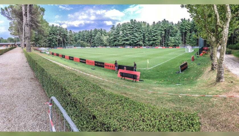 Attend an AC Milan Training Session