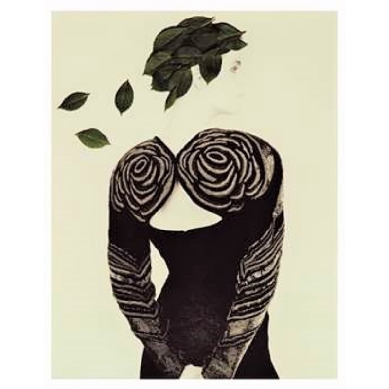"""""""Untitled (Krizia), 1989"""" by Giovanni Gastel"""