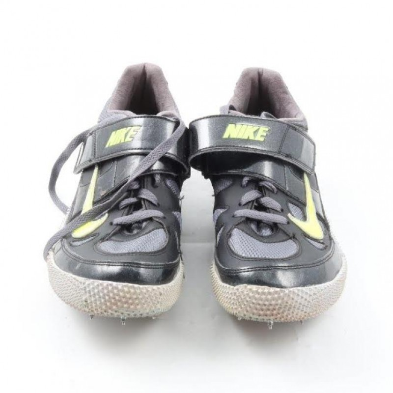 Jump Spikes Worn by Italian Athlete Alessia Trost