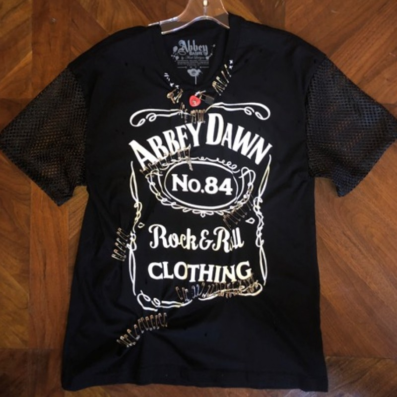 "Custom ""Abbey Dawn"" Tour Shirt"