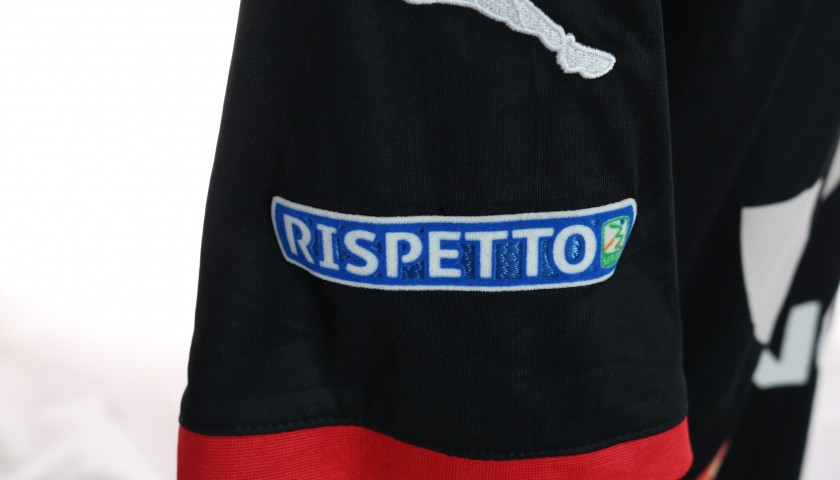 Pinato's Virtus Lanciano Match Shirt, 2014/15