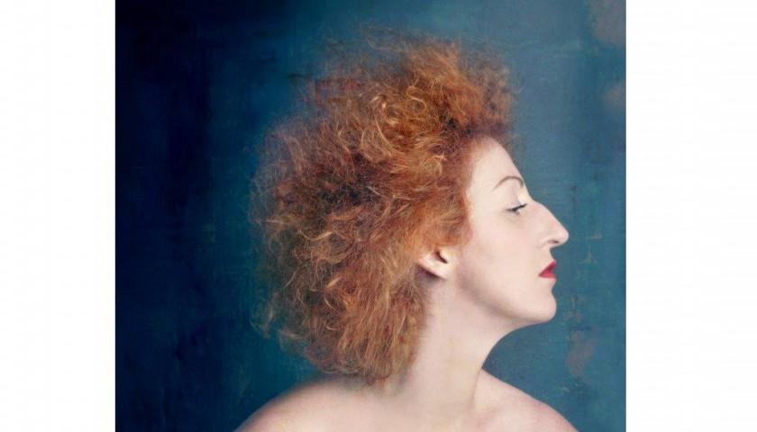 The fantastic photographer, Guido Taroni makes a portrait for you