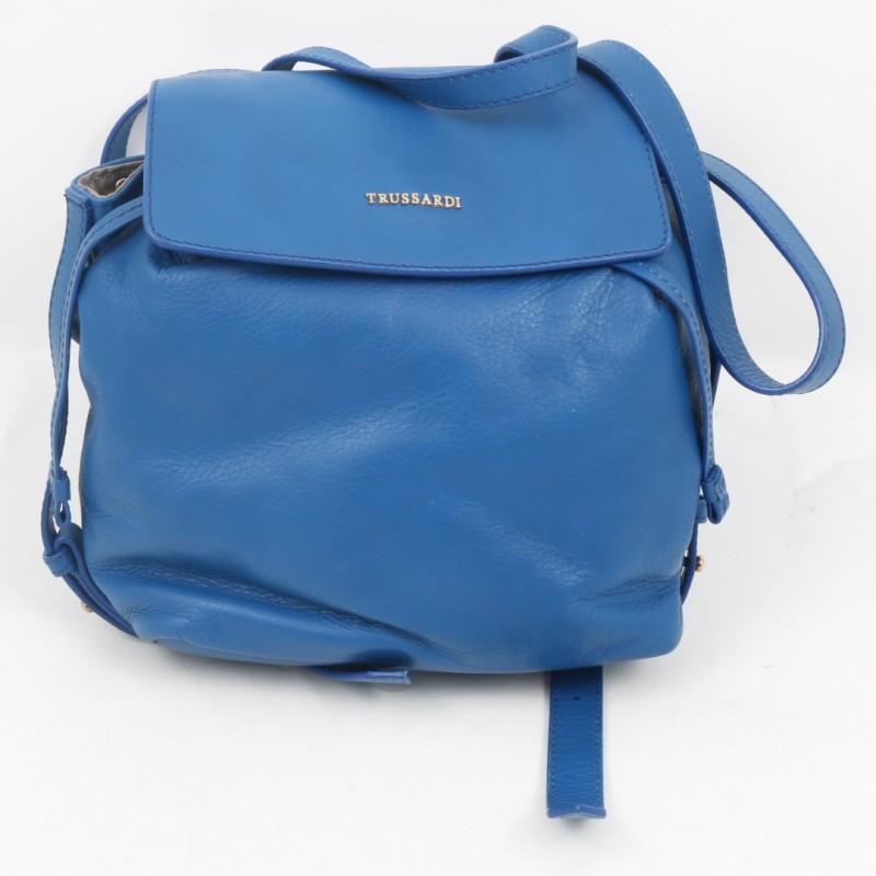 Trussardi Leather Bag/Backpack