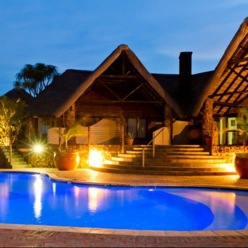 6-Night Stay at Zulu Nyala Game Reserve for 2