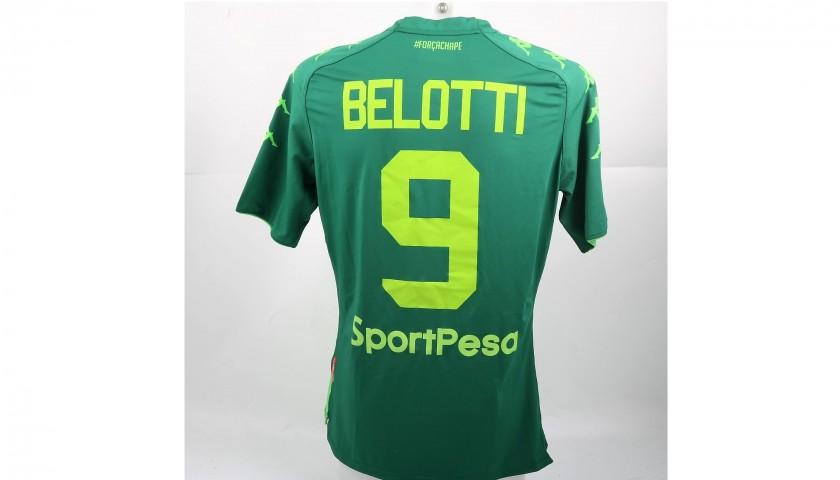 Maglia Belotti Limited Edition Torino-Atalanta 2017/18 - Speciale Chapecoense
