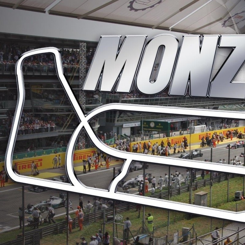 Formula One Monza Grand Prix, 2 Hospitality tickets and Helicopter transfer