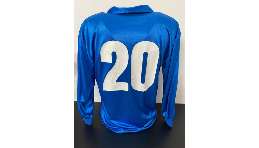 Empoli Primavera Match Shirt, 2001/02
