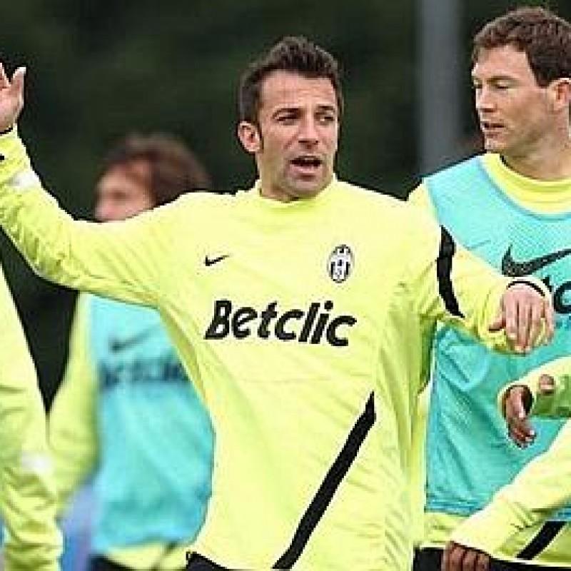 Juventus Training Shirt, 2011/12 Season