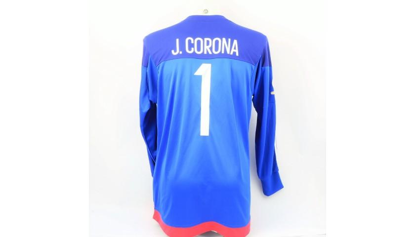 Corona's Match Shirt, Mexico-Venezuela - Copa America 2016