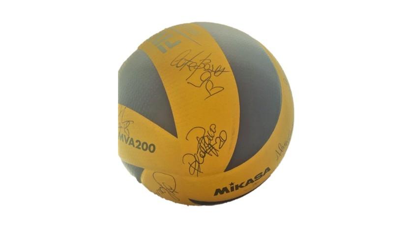 Official Italvolley Ball Signed by the Women's Squad