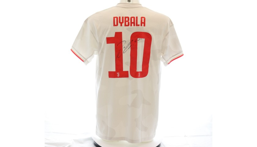 Dybala's Official Juventus 2019/20 Signed Shirt