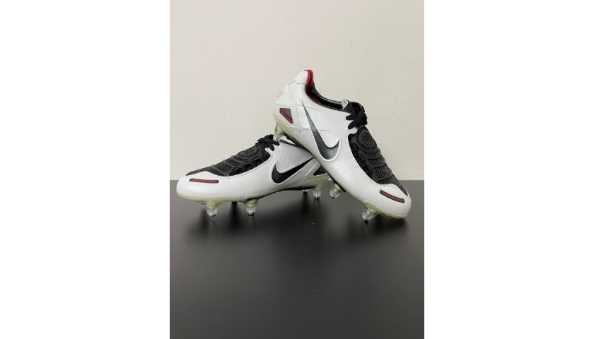Nike Total 90 Boots - Signed by Cristiano Ronaldo