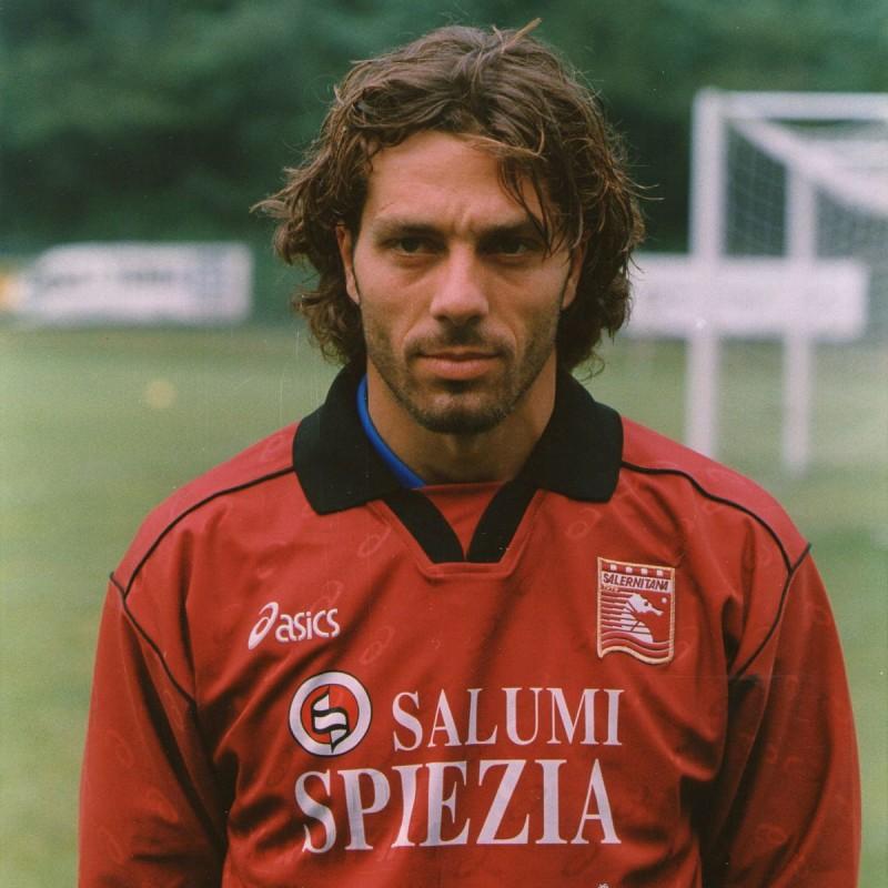 Tudisco's Salernitana Match Shirt, 1996/97
