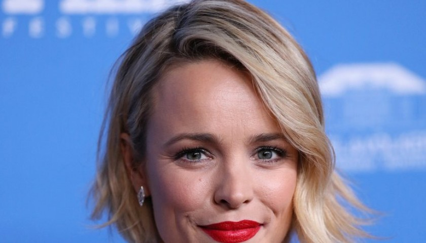 Rachel McAdams Autographed Miu Miu Wedges from her Personal Collection