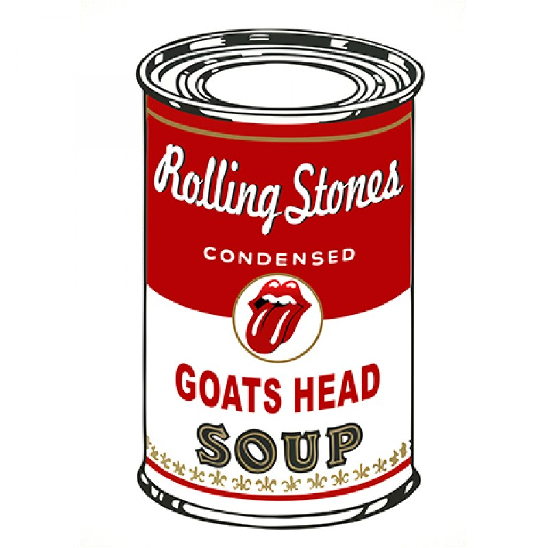 """Goats Head Soup"" by Tony Leone"
