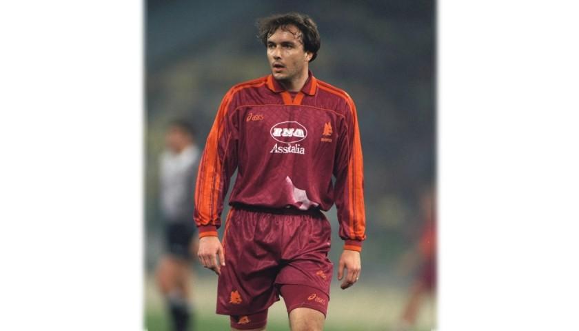 Balbo's Roma Match Shirt, 1995/96
