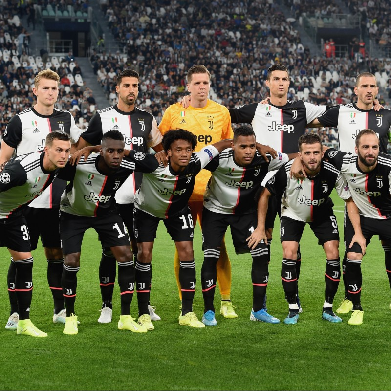 Enjoy the Juventus-Lokomotiv Moscow Match from Row 3 with Hospitality