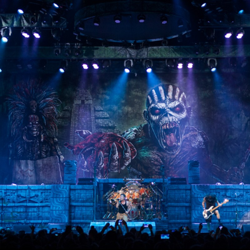 See Iron Maiden Live with Rod Smallwood in Quebec