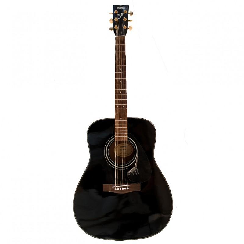 Christina Grimmie's Yamaha Guitar