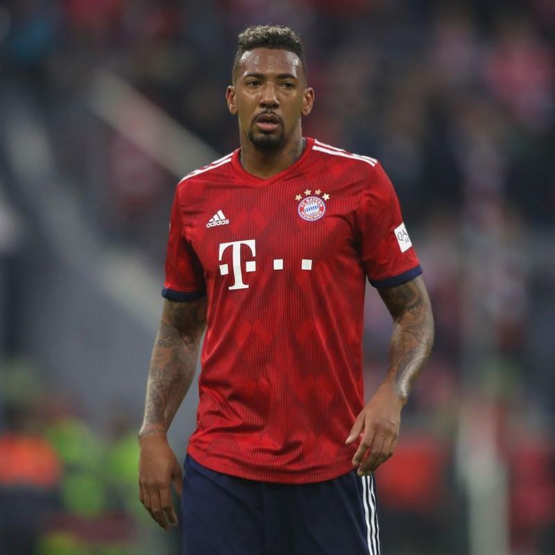 Official Bayern Munich Shirt, 2018/19 - Signed by Boateng