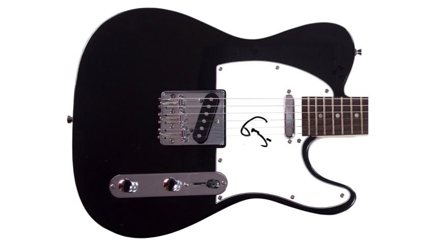 Lady Gaga Signed Guitar
