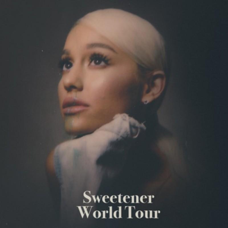 Incontra Ariana Grande + Biglietti VIP per assistere a un suo concerto