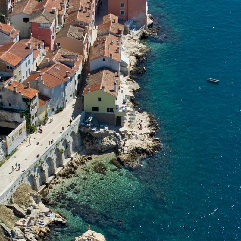 Three Night Trip to Istria, Croatia for Two People