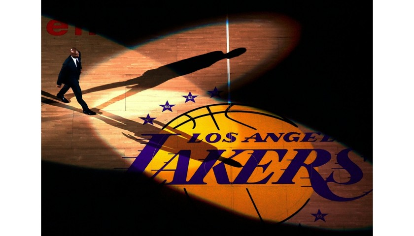 Kobe Bryant Jersey with Digital Signature