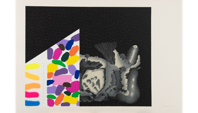 """""""Untitled"""" by Concetto Pozzati"""