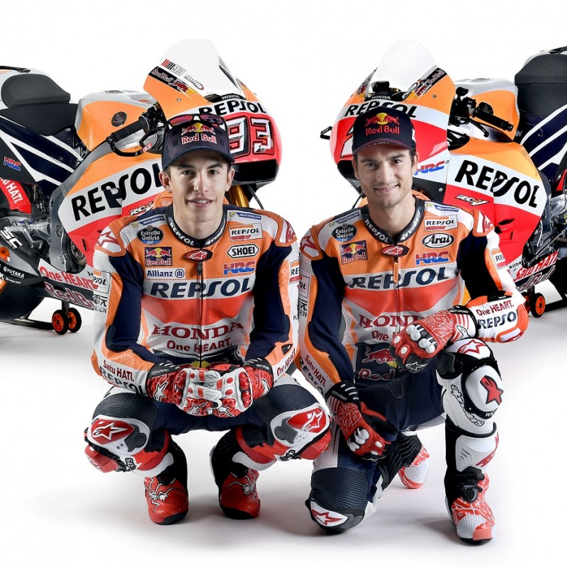 Meet Marquez and Pedrosa at the Catalan Moto GP