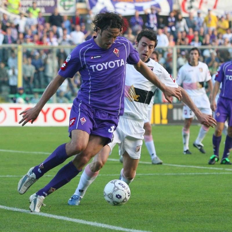 Toni's Official Fiorentina Signed Shirt, 2006/07