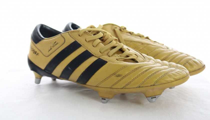 Adidas Boots Worn by Clarence Seedorf