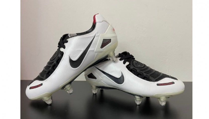 Nike Total 90 Boots - Signed by Totti