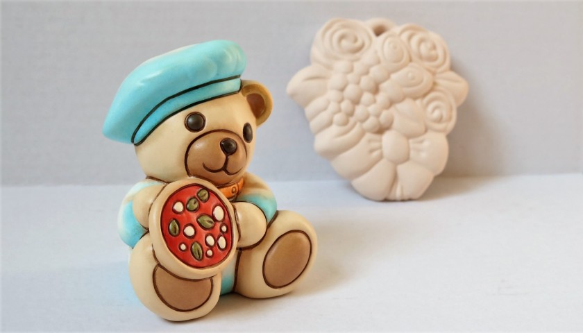Teddy Napoli Limited Edition 1 By Thun Charitystars