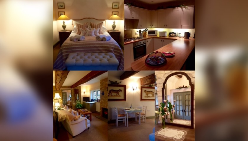 Cosy Cotswold Cottage Getaway for 2