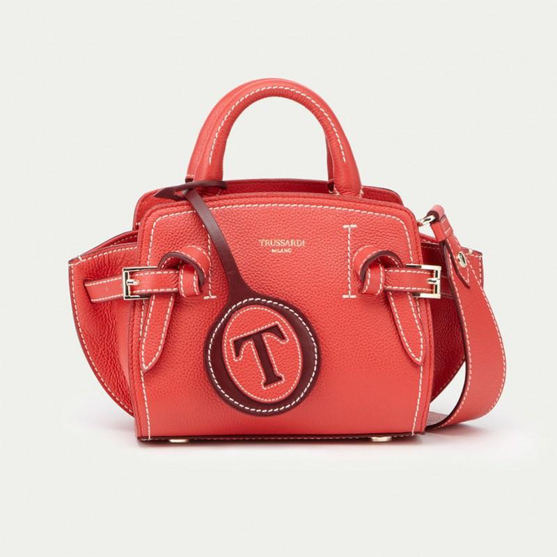 acbcc1d32f6 Mini borsa Gita di Trussardi