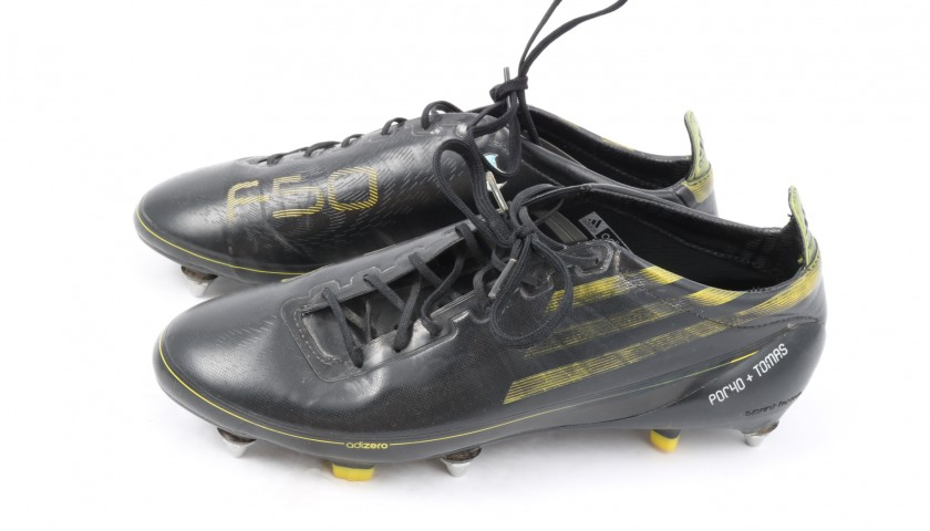 Adidas Boots Worn by Lavezzi, 2010/11