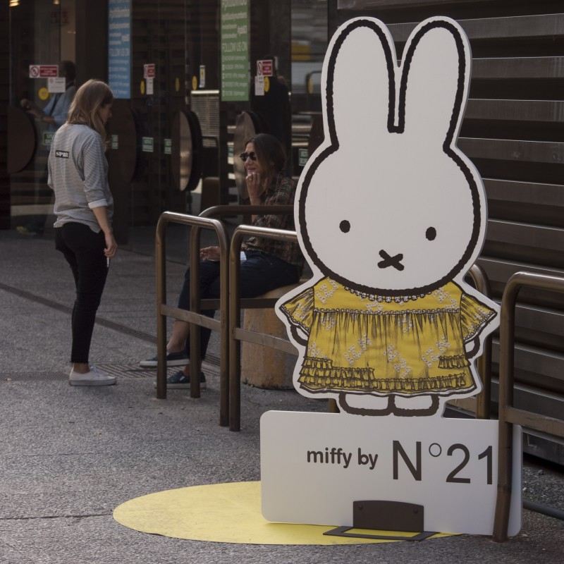 Miffy Wears N°21 - Limited Edition