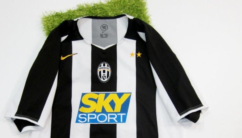 innovative design a6d4e d0519 Juventus shirt signed by Cristina Chiabotto and Alessandro Del Piero -  CharityStars