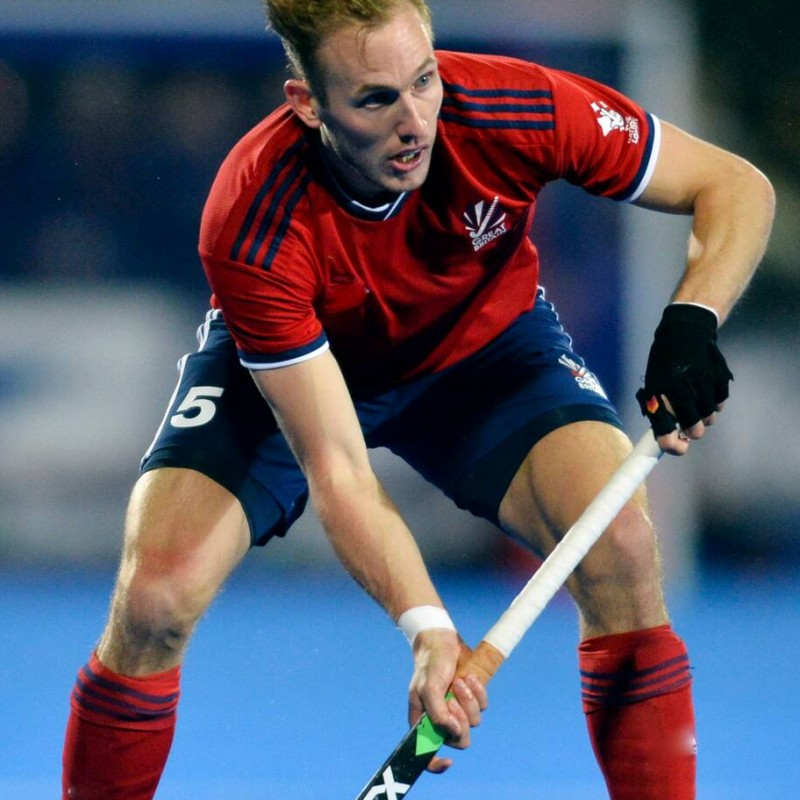 Skills, Drills and Chills With a GB Men's Hockey International
